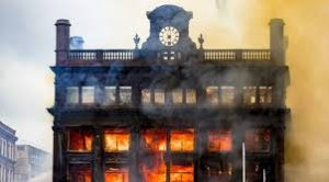 Fire safety, the control of contractors